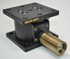 Melles Griot Vertical Translation Stage 65mm X 65mm 10mm Travel