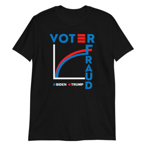 Impeach Biden Voter Fraud Trump Won Landslide MAGA Unisex Shirt Stop The Steal