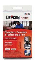 Devcon Epoxy Bathtub Porcelain Amp Plastic Repair Almond Amp White Water Resistant