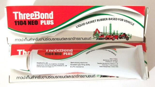 THREEBOND 1104 Neo PLUS Dichtungsmasse Toyotabond 2 x 36 gramm               016