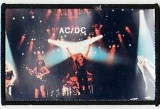 IRON MAIDEN 'ARMS UP LIVE'   sew on photo patch
