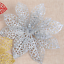 Glitter-Xmas-Hollow-Flower-Christmas-Tree-Hanging-Ornament-Party-Home-Decor thumbnail 19