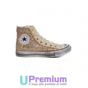 Image is loading Converse-All-Star-Glitter-Gold-Leopard-Product-Customized- e3758da68b25