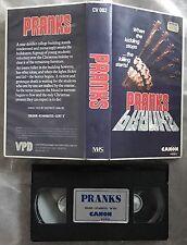 Pranks Pre Cert Canon VPD VHS Video Nasty DPP