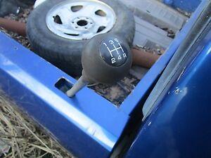 dodge manual transmission 5 speed