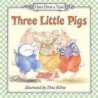 Three Little Pigs Board Book by Thea Kliros (Book, 2003)