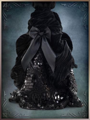 Evangeline ESPANTOSO oscuro ilusiones Falda