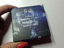 new Sleek Make Up i-quad eye shadow liner EyeShadow & Eyeliner Midnight Blues