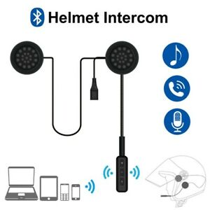 Wireless-Bluetooth5-0-Motorcycle-Motorbike-Helmet-Intercom-Headset-Handsfree-MIC