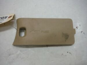 [DIAGRAM_3US]  2006 ACURA TSX A/T INTERIOR FUSE BOX COVER TRIM OEM 2005 2007 2008 | eBay | 2007 Tsx Fuse Box |  | eBay