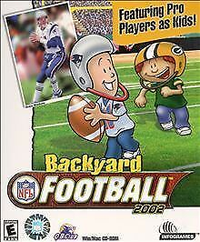 Backyard Football 2004 backyard football 2002 (windows/mac, 2001) | ebay