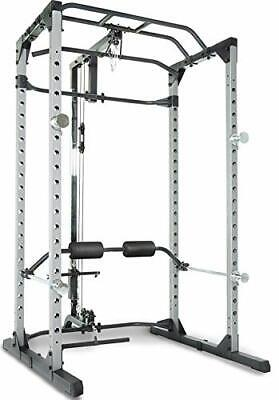 Fitness Reality 810XLT Super Max Power Cage | Optional Lat ...