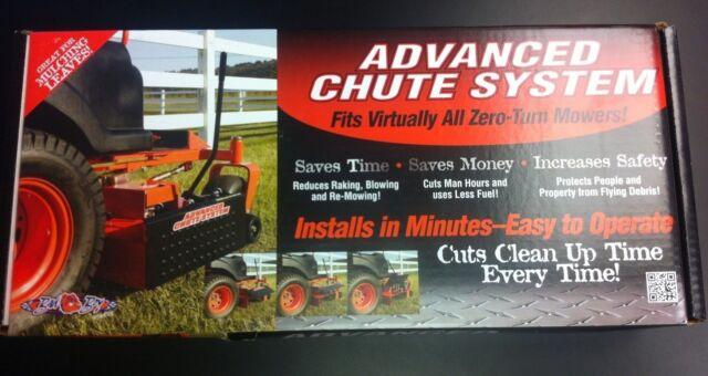 BAD BOY MOWER Advanced Chute System ACS6000UBS-NH  #088-6006-00