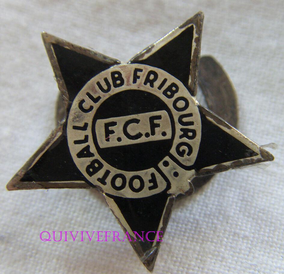 BG9491 - Football Club FRIBOURG Badge
