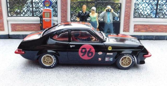1/32 RESIN BODIED VAUXHALL FIRENZA HP SLOT CAR  *UNIQUE* Mulsanne Models.