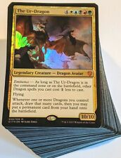 Ready-to-Play The Ur-Dragon Commander EDH *DRAGONS* Deck Pre-built MTG Magic