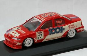 MINICHAMPS-Code-3-model-Ford-Mondeo-100-BTCC-touring-car-Matt-Neal-1-43rd-scale