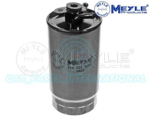 FILTRO IN LINEA 314 323 0000 Meyle Filtro carburante