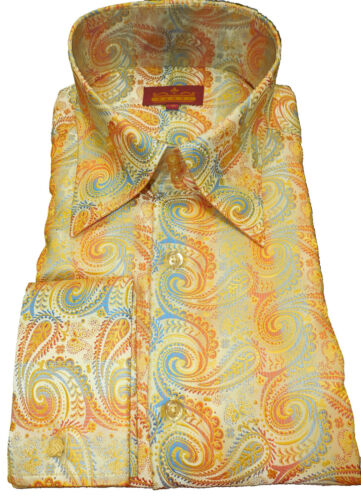 Camiseta Collection Rome hombre Busto Sangi puño 2006 Color con para Cuello alto Pearl Golden rwUf1r