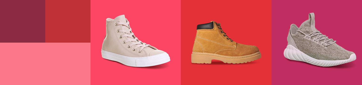 Up to 50% off branded footwear