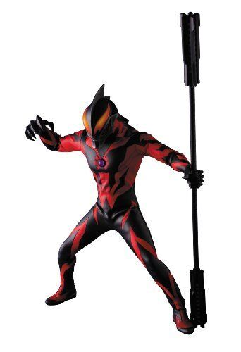 Medicom Toy Project BM  No.34 Ultraman Belial 12in Figure from Japan