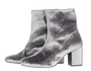Joie Fenellie Women's Gray Velvet