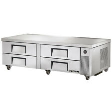True Trcb 72 Commercial Refrigerated Chef Base