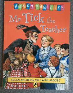 Mr-Tick-the-Teacher-by-Allan-Ahlberg-Paperback-Book-Happy-Families-Children-2008