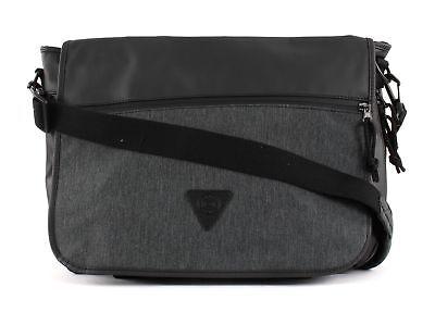 Apprensivo Esprit Materiale Mix Messenger Bag Borsa Tracolla Valigetta Borsa Black Nero- Rinfrescante E Benefico Per Gli Occhi