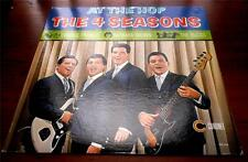 At The Hop Featuring The 4 Seasons and Others  1964   Coronet  CX244  Mono  NM