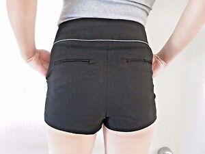 Top Casual Black 11 Stitch pezzi le Bebe di per Lotto donne con Brand Shorts New qTwpZX0