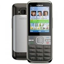 Original Nokia C5-00 Gray 5.0MP HSDPA Symbian (GSM) T-Mobile Smartphone USA