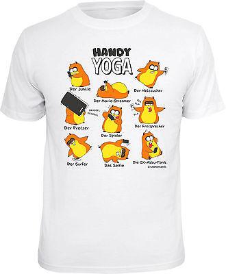 bedrucktes T-Shirt Funshirt Firma Rahmenlos lustige Geschenkideen zum Geburtstag