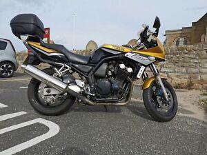 Yamaha-FZS600-Fazer-12mths-MOT