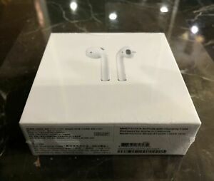 Apple-AirPods-Wireless-Earbuds-White-Please-Read-Description-Brand-New