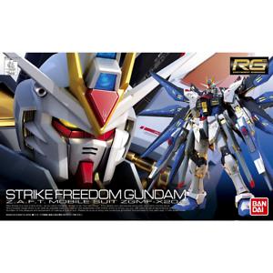 Bandai - Gundam S Destiny - RG 14 1/144 ZGMF-X20A Strike Freedom Gundam