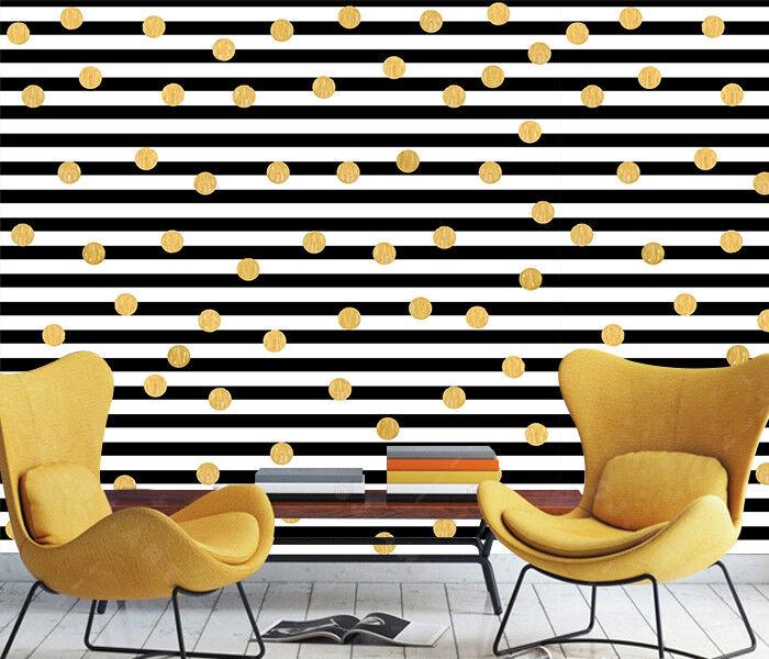 3D Pattern 48 Wallpaper Murals Wall Print Wallpaper Mural AJ WALL AU Lemon