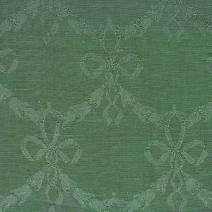 lee jofa italy silk moire dominique ribbon teal green drapery