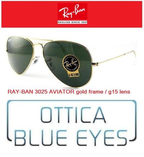 bb9a2a8eab38 Sonnenbrillen Ray Rb Metal Gafas Sunglasses Ban L0205 Rayban Aviator 3025  Large f4SA1w7q