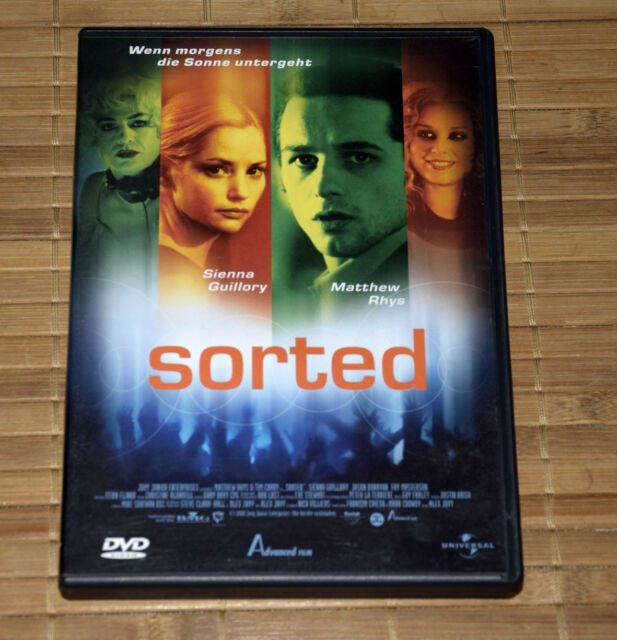 Sorted • DVD •