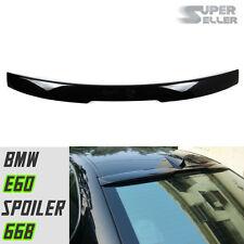 *LA STOCK* 04-10 PAINTED BMW 5-Series E60 520d 523i Window Roof Spoiler #668