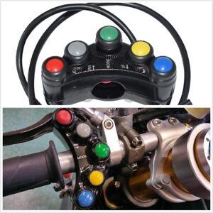 Universal-7-8-034-22mm-Motorbike-Handlebar-Multifunction-Switch-Horn-Fog-Lamp-On-Off