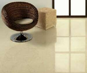 24 50 Barbetti 50x50cm Bodenfliese Marmor Beige Poliert