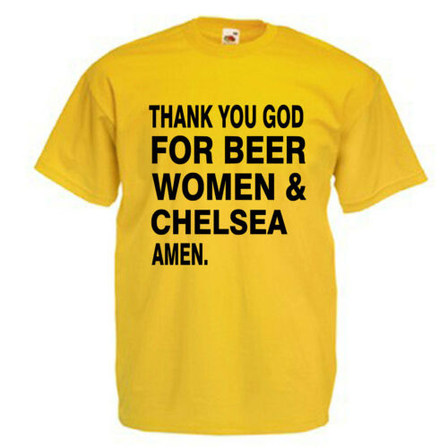 Beer Women Chelsea Children/'s Kids Childs T Shirt