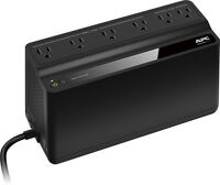 APC Back-UPS 450VA Battery Back-Up System (Black)