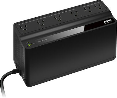 APC Back-UPS 450VA Battery Back-Up System