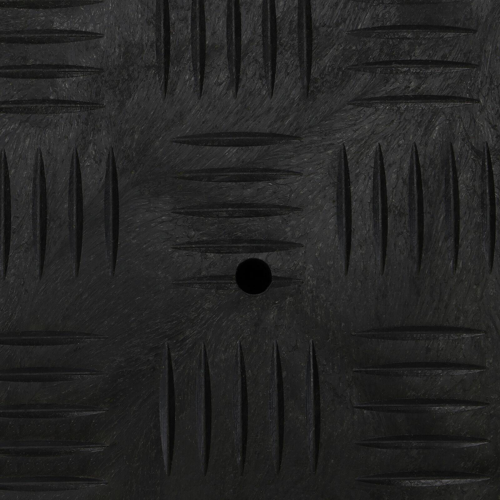 2m Vorzeltboden Zeltboden Bodenplatten Aus Kunststoff 50x50x5 Cm