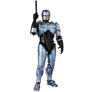 MEDICOM-TOY-MAFEX-No-074-Robocop-2-Action-Figure-w-Tracking-NEW
