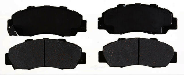 Disc Brake Pad Set-Ceramic Disc Brake Pad Front ACDelco Advantage 14D503CH