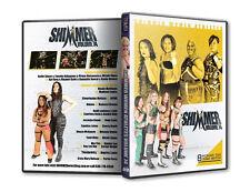Official Shimmer Women Athletes Volume 74 Female Wrestling Event DVD